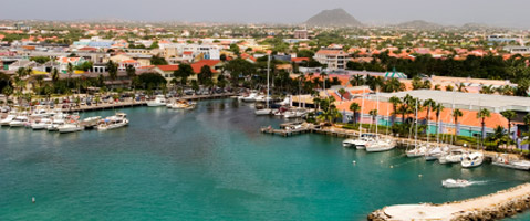 The Main Port, Aruba